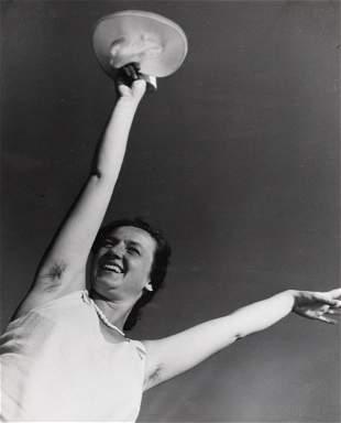 JOSEF VORISEK CZECH Modernist Woman 1930s