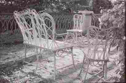JOSEF SUDEK Chairs Notes Series 1930 Iconic