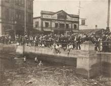 H. E. JELTSCH Coney Island New York 1910 vintage