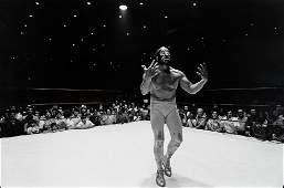GEOFF WINNINGHAM Mil Mascaras Wrestler 1971