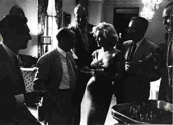 BEN ROSS Marilyn Monroe 1952