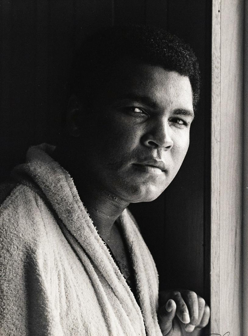 RAY FISHER Muhammed Ali 1970