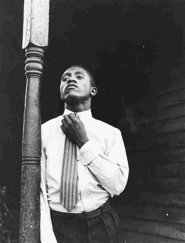 ARTHUR ROTHSTEIN Portrait Alabama 1940