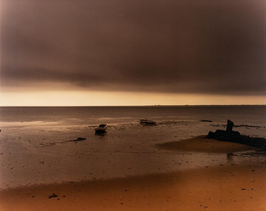 JOEL MEYEROWITZ Ocean & Wondrous Light 1981 Icon