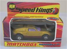 54: Matchbox Superkings K-30 Mercedes C111 German issue