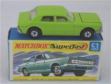 415: Matchbox Superfast 53a Ford Zodiac MKIV 'APPLE'