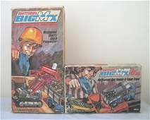 80: Matchbox Big MX BM4 and BM5 Sets