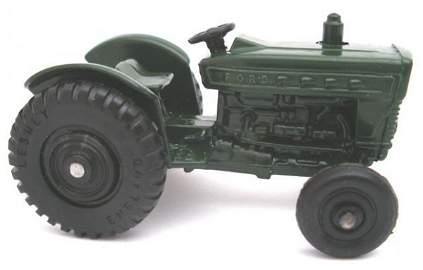 145: Matchbox Regular Wheel 39c Tractor Pre-Production