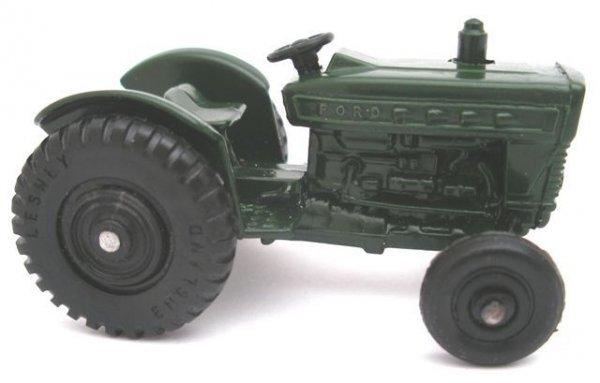145: Matchbox Regular Wheel 39c Tractor Pre-Production