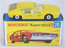 237: Matchbox Superfast 20a Lamborghini Marzal, Pre-Pro