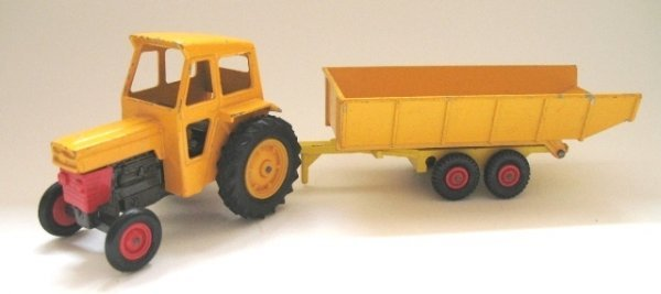 13: Matchbox Kingsize K-3 Tractor & Trailer Pre-Product