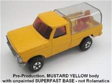 248: Matchbox Superfast 57c Wildlife Truck PrePro