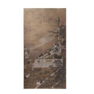 YU SHENG,CHINESE PAINTING AND CALLIGRAPHY