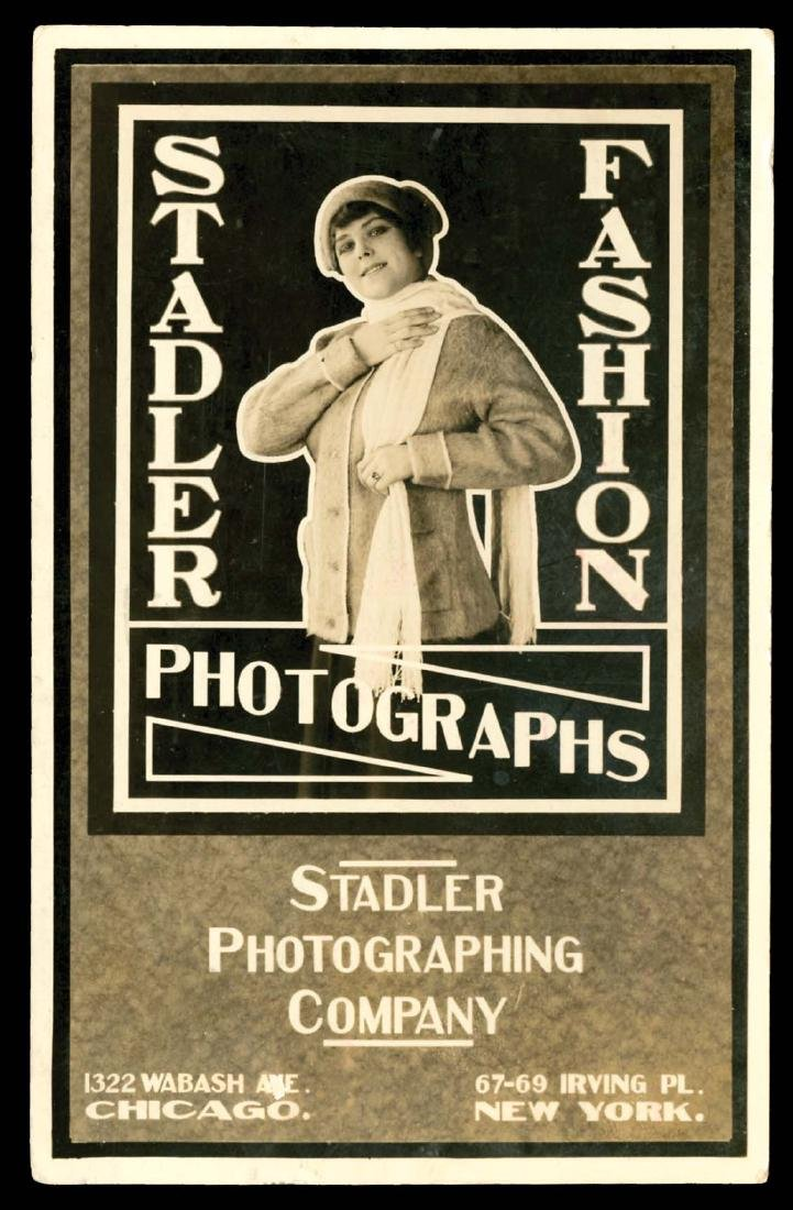 Real Photo - Advertising - Early