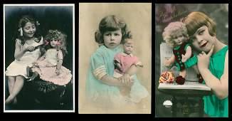 Real Photo  Dolls Teddy Bears Toys