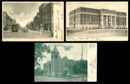 Printed - Views, U.S.A. - Oklahoma
