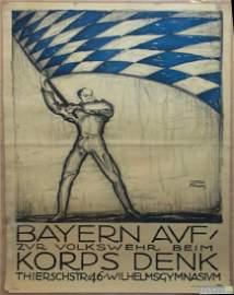 Foreign - Bayern Auf / Korps Denk