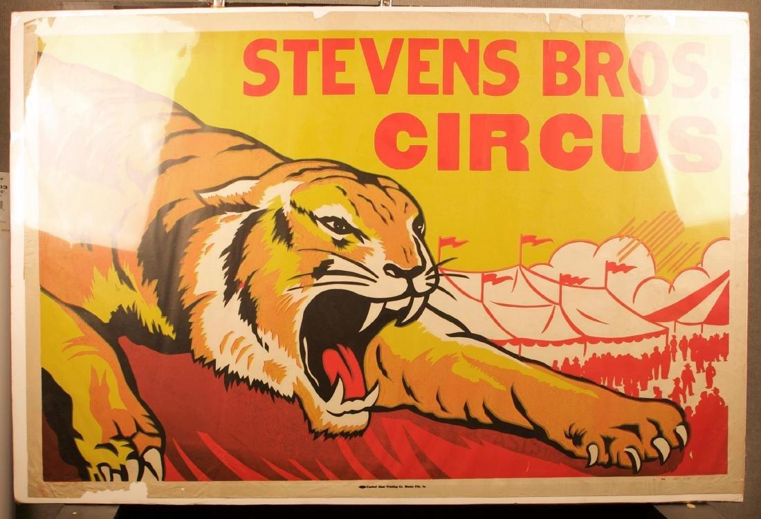 Circus - Stevens Bros. Circus