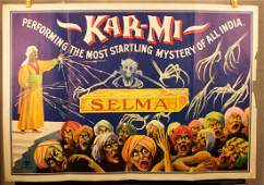 Magic - Kar-mi. The Most Startling Mystery of All of