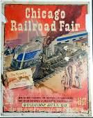 Travel  Chicago Railroad Fair 1948 The Latest