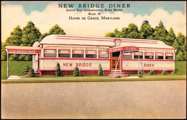 4: Restaurants, Diners