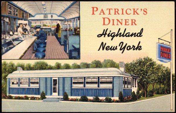 5: Restaurants, Diners