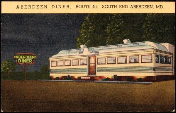 6: Linen Diner Maryland