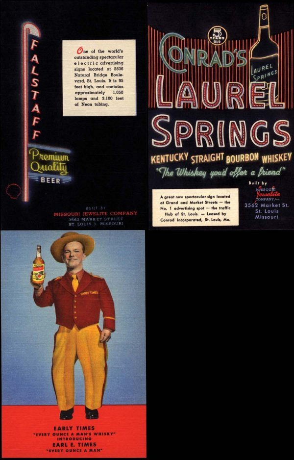 10: AdvertisingPostcard,CurtTeichArchives,Beverage