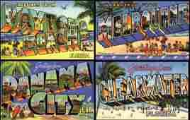 503: Linen Advertising Postcard, Curt Teich Archives