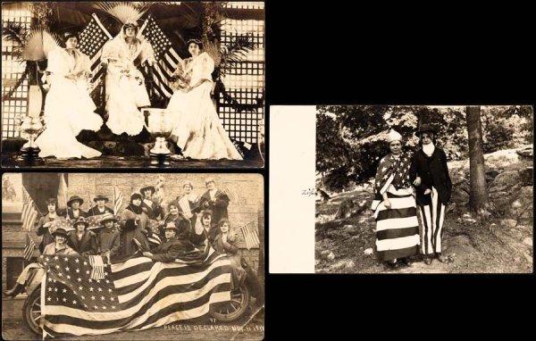 1252: Lot of Patriotic Cards
