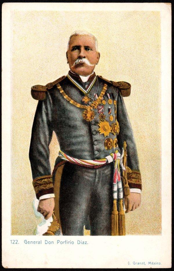 2764: MexicanBorderWar,GeneralDiaz