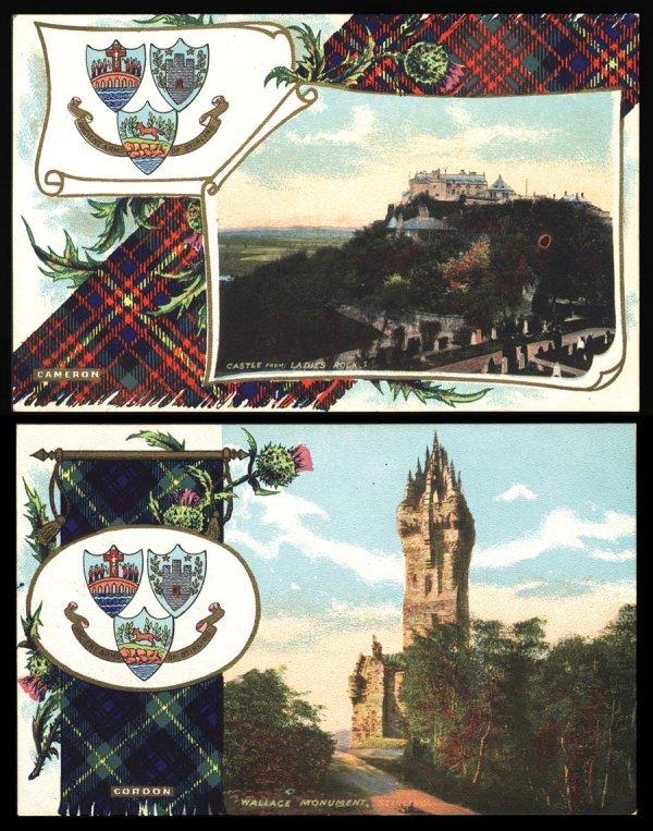 2766: Lot of Scotland Views