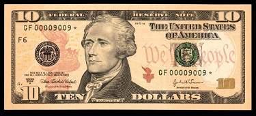 921E: Federal Reserve Notes $10 2004-A* F Atl