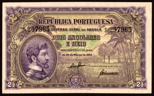 6: Angola   GovernoGeraldeAngola   6921/2Ang