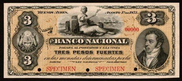 11: Argentina   BancoNacional   S651s3Pesos