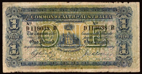 16: Australia   CommonwealthofAustralia   4b1P