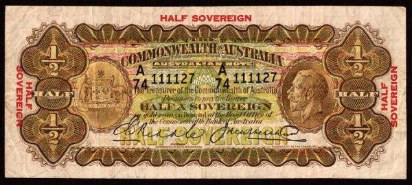 17: Australia   CommonwealthofAustralia   15c1/
