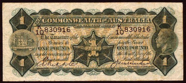 18: Australia   CommonwealthofAustralia   16c1