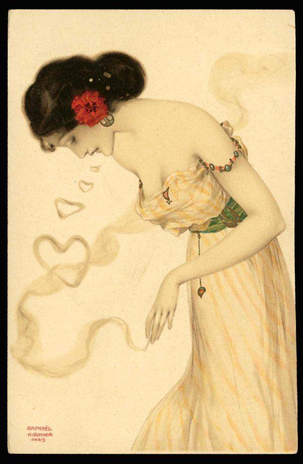 Artist Signed – Illustrators Kirchner, Raphael