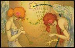 87: Artist Signed – Illustrators Kirchner, Raphael