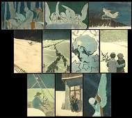 89: Artist Signed – Illustrators Kirchner, Raphael