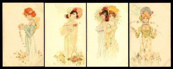 95: Artist Signed – Illustrators Kirchner, Raphael