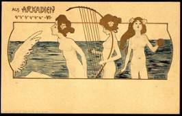 102: Artist Signed – Illustrators Kirchner, Raphael