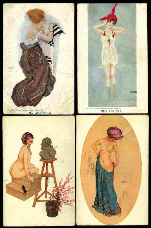104: Artist Signed – Illustrators Kirchner, Raphael