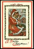660 HolidaysGreetings    Christmas Santa