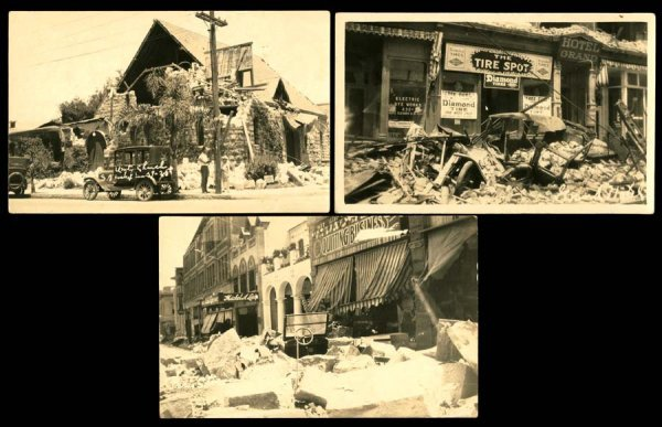 1306: Disasters,Earthquakes