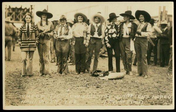 1315: Cowboy Western Motif
