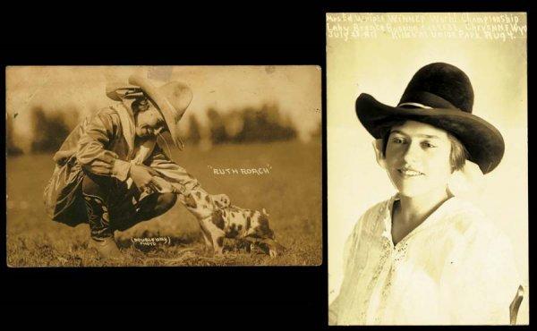 1316: Cowboy Western Motif