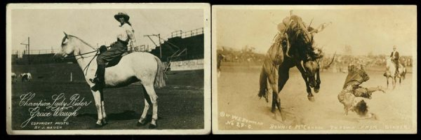 1317: Cowboy Western Motif