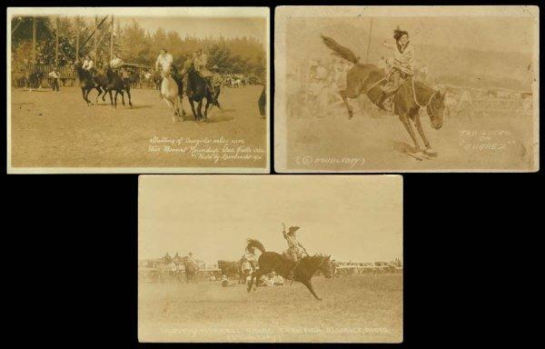 1318: Cowboy Western Motif